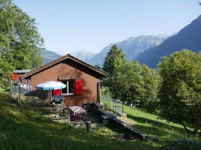 Photo for Corzoneso Holiday Home, Sleeps 3