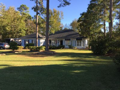 Private Home Close To Savannah, On Golf Course