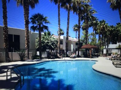 Photo for Upgraded new listing in prime Scottsdale area! Community pool, gym, spa & more!!