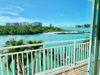 Photo for Waterfront in Marco Island - Enjoy AMAZING SUNSETS & VIEWS of the Gulf of Mexico