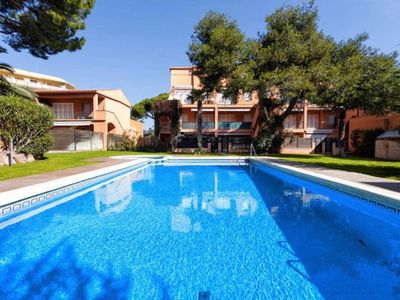 Photo for Ideal to enjoy S'Agaró: location, pool, beach and parking
