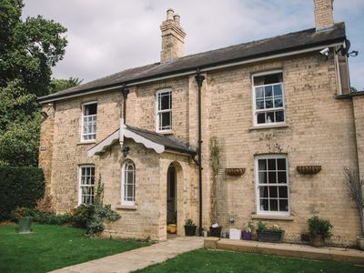 Photo for Wayside, a beautiful Victorian home in a rural setting , 5 miles from Lincoln