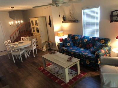 Photo for Vacation Condo with a Cottage Feel