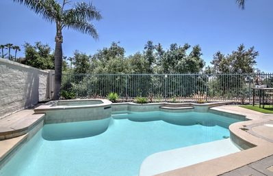 Photo for South Orange County Pool Jacuzzi View Sauna