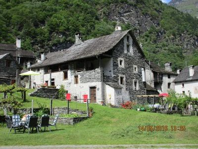 Photo for Holiday apartment Cevio for 2 - 4 persons with 1 bedroom - Holiday apartment in one or multi-family