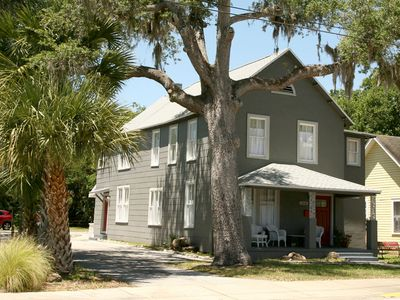 "Photo for ""NSB Uptown- Having Fun"" Beautiful turn of the century home in the heart of downtown NSB!"