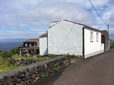 Photo for House with extraordinary views of the ocean and the island of São Jorge
