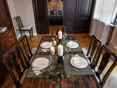 Photo for DINNER TIME & LUXURY | Relaxing Terrace