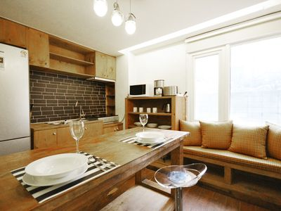 Photo for Bright Spacious Fully Furnished Apt @ Jongno/SKKU/SNUH - C203