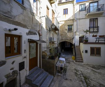 Photo for La Chiocciola Apartment - Brand new one bedroom apartment in the center in a typical courtyard