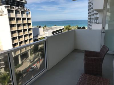 Photo for Iconic Miami Beach Oceanfront building