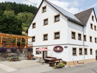 Photo for A modern apartment in the Hunsrück region's romantic Drohn Valley.