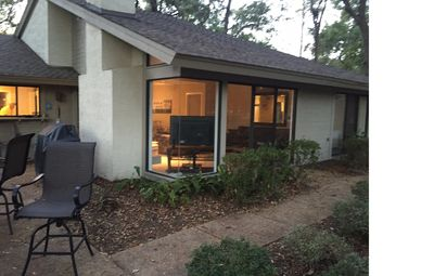 Photo for Moss Creek updated 3 bed 2 bath pet friendly house on golf course.