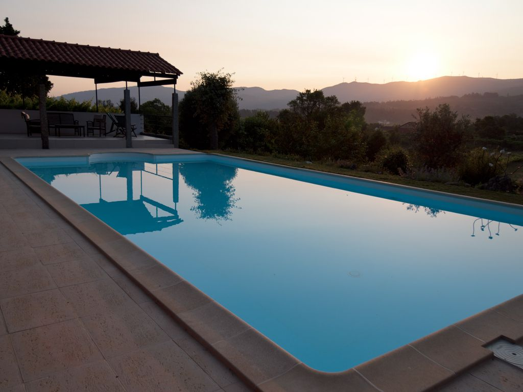 Stunning Holiday Villa With Pool Near Spain Vrbo