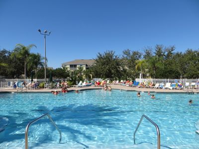 Photo for Condo At Windsor Palm Resort, 6 miles to Disney,Free Wi-Fi, Baby Crib,High Chair
