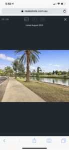 Photo for Riverside apartment overlooking parkland with river views.  Near transport
