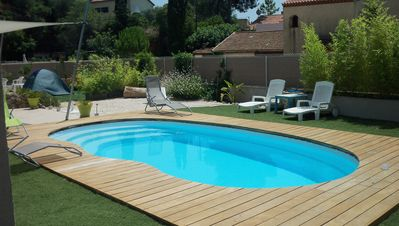 Photo for New villa with swimming pool