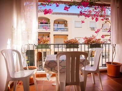 Photo for La Maquinilla: 3 bed- & 2  bathrooms. 3 terraces. Airco/heating in all bedrooms