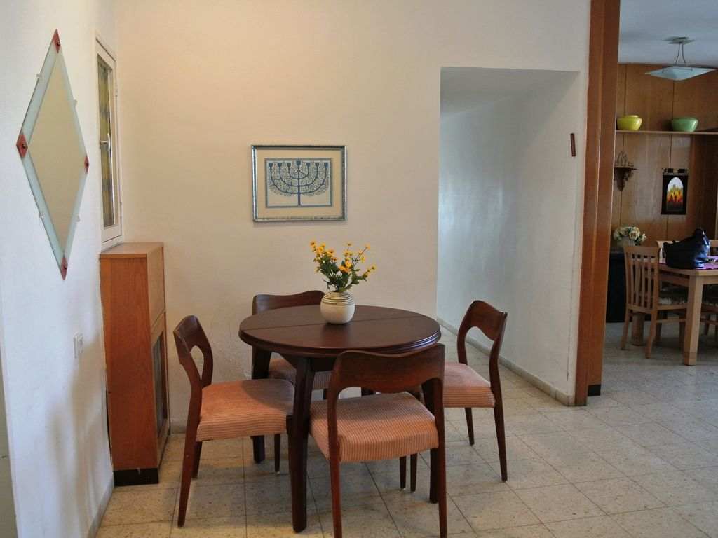 Jerusalem Apt For Rent Kosher Kitchen Homeaway Talbieh