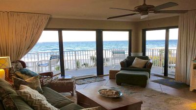 Photo for Beautiful Shorehom By The Sea Condo W/ L-shaped Balcony & Panoramic Ocean Views!