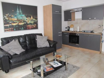 Photo for Holiday apartment Köln for 2 persons with 1 bedroom - Holiday apartment in one or multi-family house