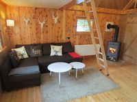 Great cabin, great location, one small area for improvement...