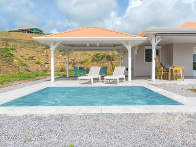 Photo for Villa Poirier 3 bedrooms pool
