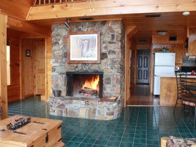 Photo for Peckerwood Knob Sunrise Cabin; Seclusion in the Mountains of SE Oklahoma
