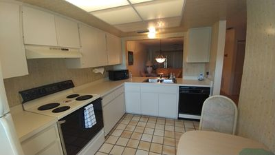 Photo for Lovely 2 Bed 2 Bathroom Condo in a quiet lush area overlooking the pool