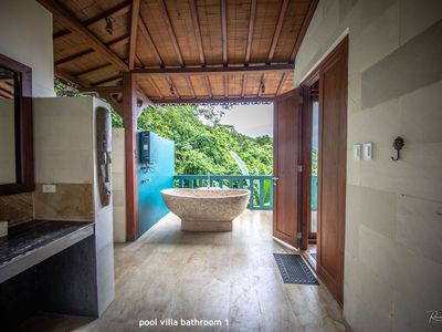 Photo for Private 2 Bedroom Pool Villa