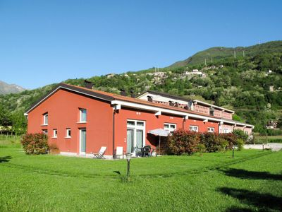 Photo for One bedroom Villa, sleeps 8 with Air Con, FREE WiFi and Walk to Beach & Shops