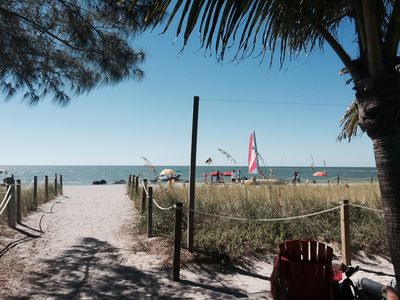 Photo for 2 BR/ 2 BATH! WALK TO BEACH!! JUST UPDATED WITH ALL NEW FURNISHINGS! RELAXATION!
