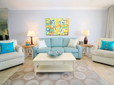 Photo for Gorgeous Spectacular Gulf Front 3 Br / 2 Bath, Sugar Sands WP 1503