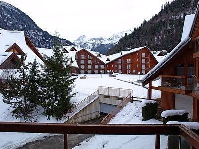 Photo for Apartment L'Enclave I et J in Les Contamines - 4 persons, 1 bedrooms