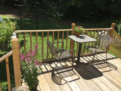 Photo for 1BR Guest House Vacation Rental in Woodstock, New York