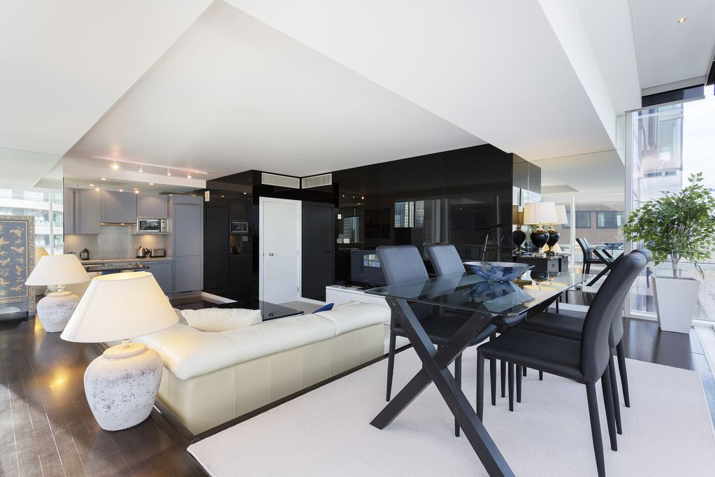 Sleek And Modern 1 Bed Apartment Featured In James Bond S Spectre Veeve
