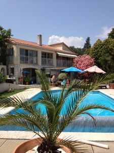 Photo for bed and breakfast in Provencal villa with swimming pool