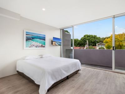 Photo for Bondi Beach Studios - King Suite with Balcony 1