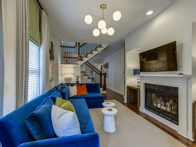 Photo for High Luxury Vacation Rental  in Midtown- Gorgeous! Sleeps 6 w/ 2 full bathrooms