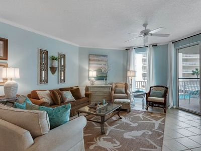 Photo for Stunning Updated Condo, Pool View, Bunks, & Awesome Amenities.