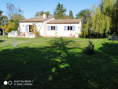Photo for NEW ! Superb family house with 4 bedrooms to rent in Mougins