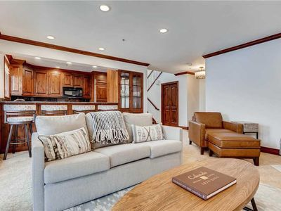 Photo for Renovated Ski In/ Ski Out Beaver Creek Village Penthouse w/ Hot Tub