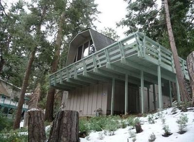 Tree House in the Sky - Stay any season, Winter, Spring, Summer or Fall.