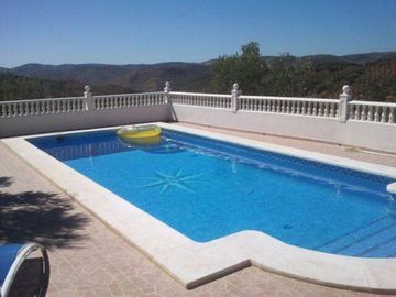 Very quiet and sunny house in the Sierra Morena