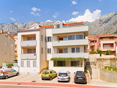 Photo for Apartment Ennio, (14841), Makarska, Makarska riviera, Croatia
