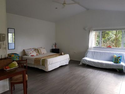 Photo for Wild Coffee Cabin - Spacious clean and cool, quiet and relaxing