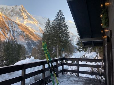 Photo for Chalet - 10 m from the slopes