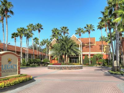 Photo for Legacy Vacation Club Orlando, 2BR Suite, SUNDAY Check-In