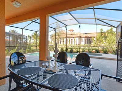 Photo for Opposite Clubhouse*Private pool and hot tub*10 mins Disney*Baby equipment*WIFI