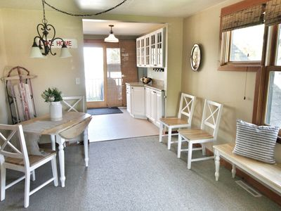 Photo for Sea Glass Cottage on Park Point - Walking Distance to Beach, Canal Park & More!
